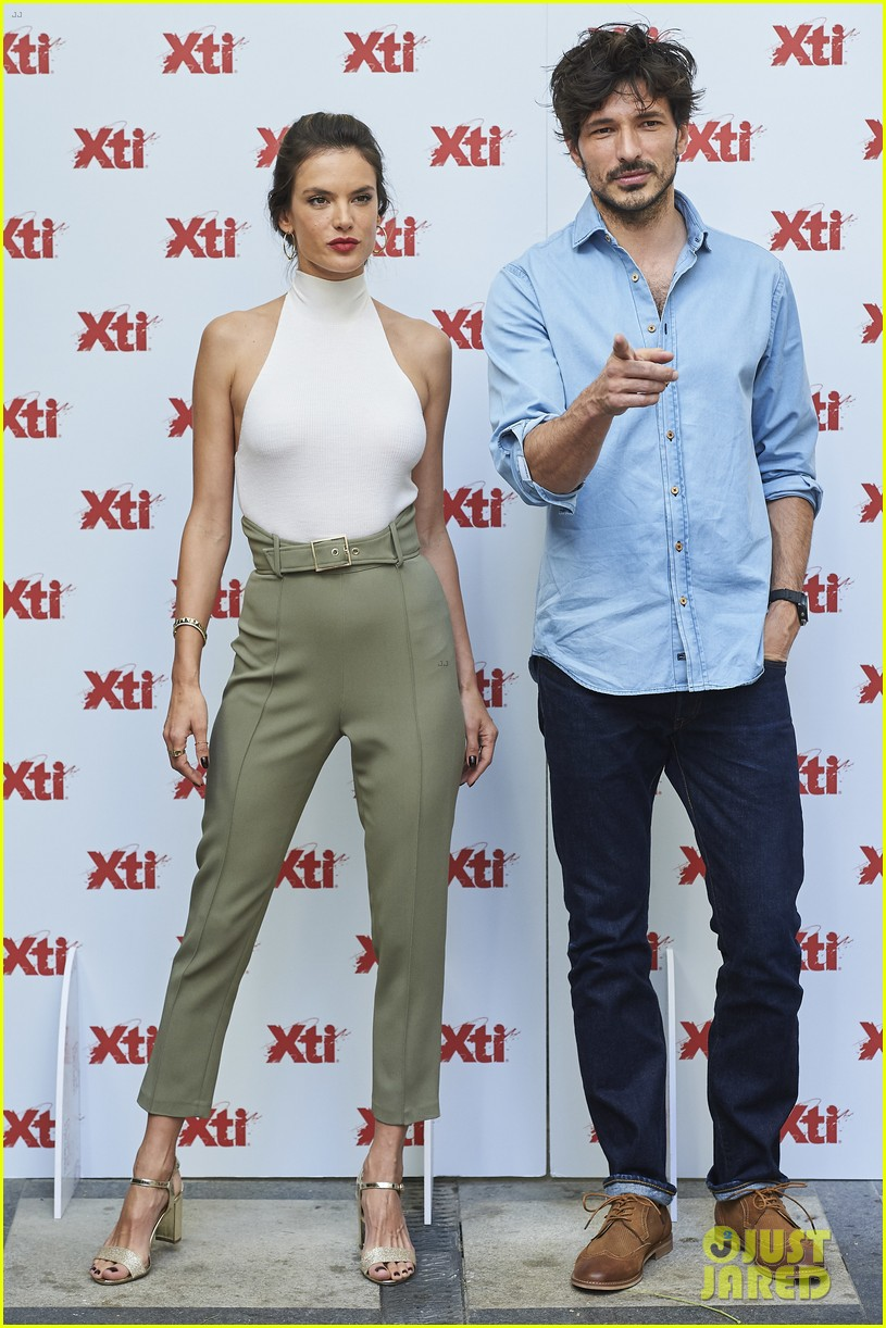 alessandra ambrosio hits madrid for xti shoes summer collection launch 023908378