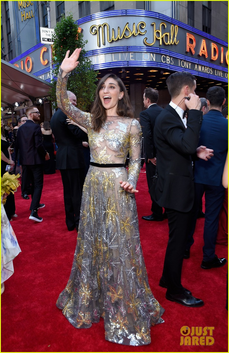 sara bareilles tony awards 2017 033912747