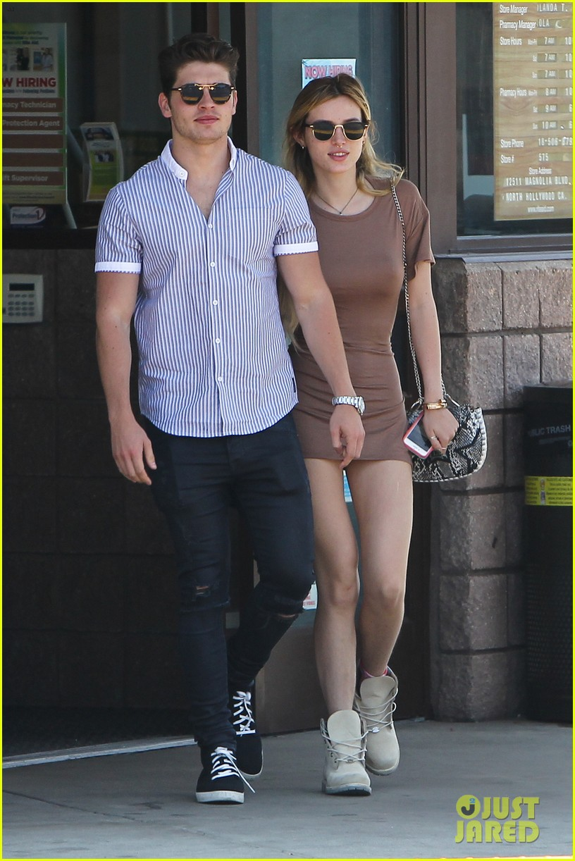bella thorne gregg sullkin spend monday together 023909499