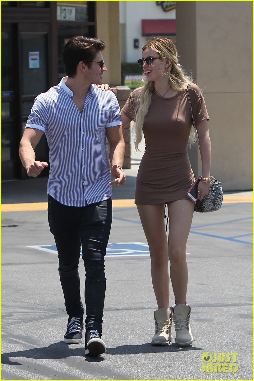 bella thorne gregg sullkin spend monday together 043909501