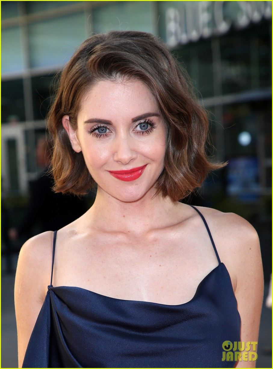Young Allison Brie nude photos 2019