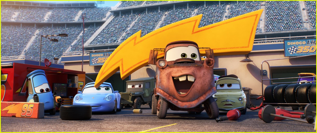 Is There A Cars 3 End Credits Scene Photo 3914778 Cars 3