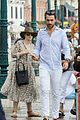 jessica chastain and boyfriend gian luca passi de preposulo enjoy family time in italy 01