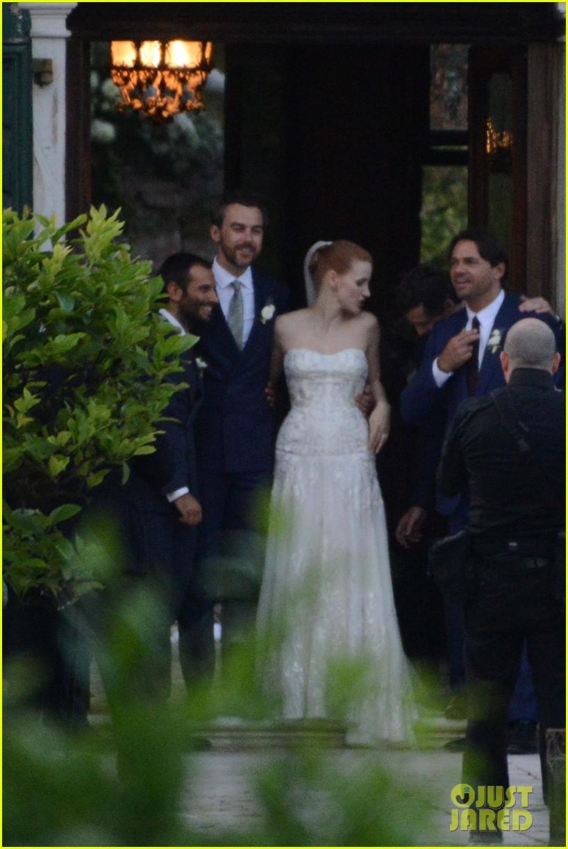 Jamie deen wedding