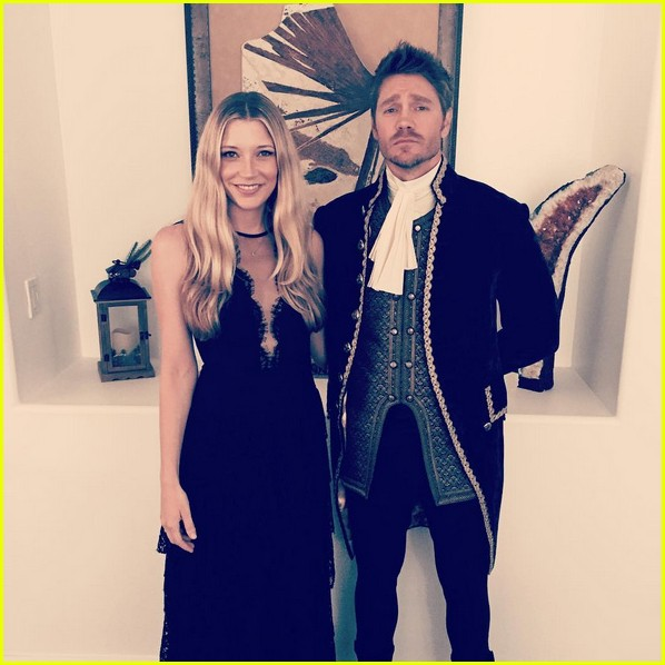 chad michael murray wears cinderella story costume prom 023920629