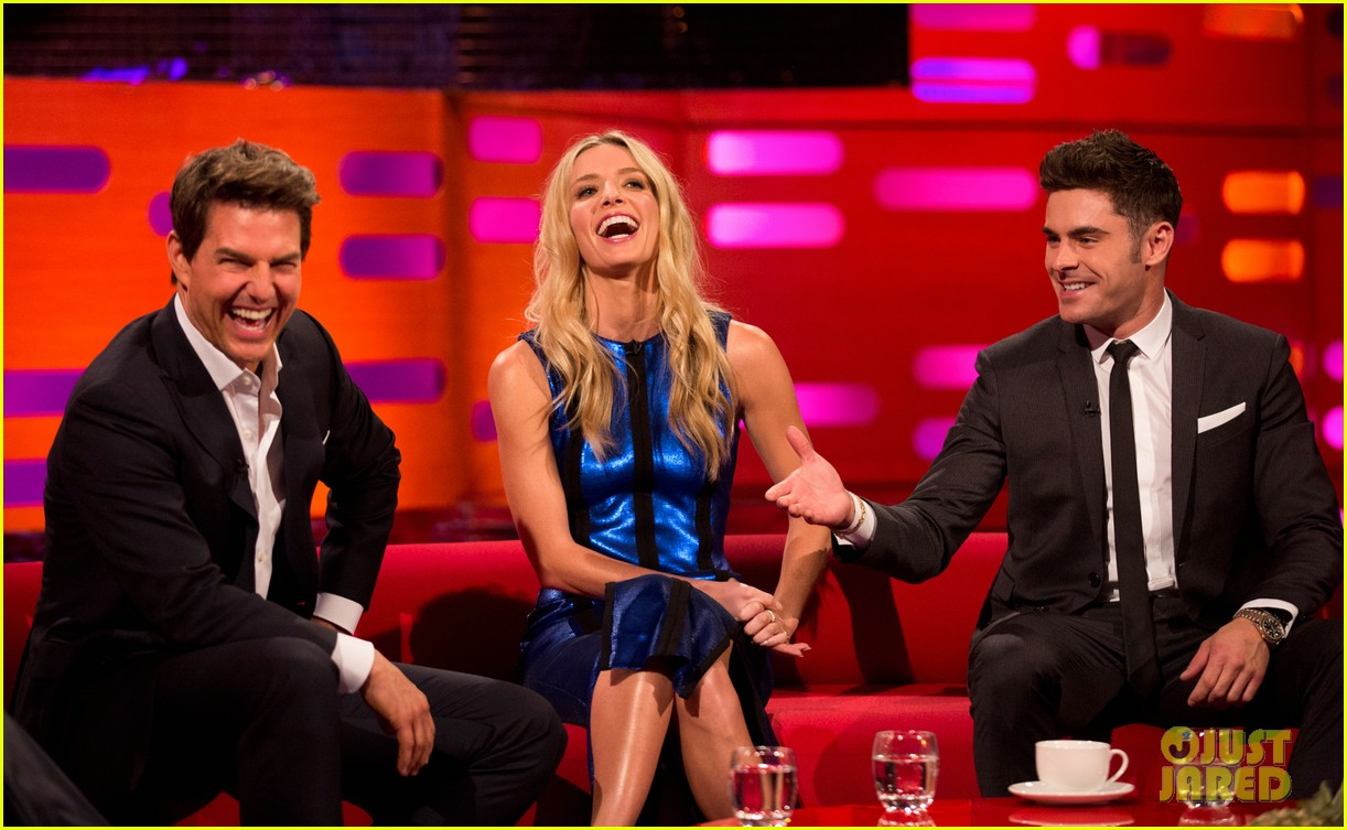 tom cruise and zac efron bring the laughs to graham norton show 053908058