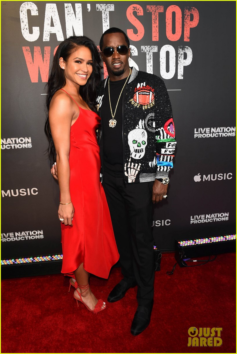 Diddy Gets Major Support At 'Can't Stop, Won't Stop ...