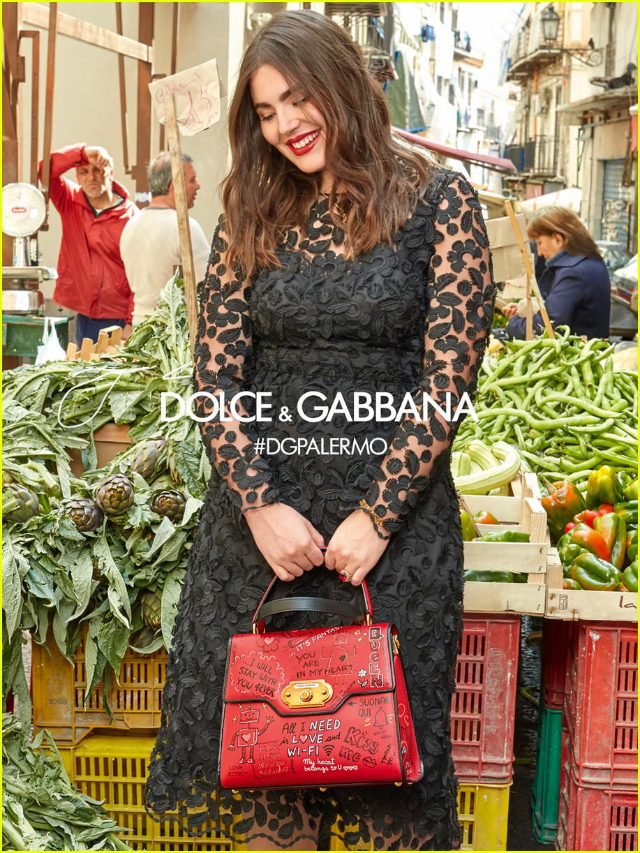 44becdddade Dolce Gabbana s New Campaign Features Influencers Like Cameron Dallas    Rafferty Law!