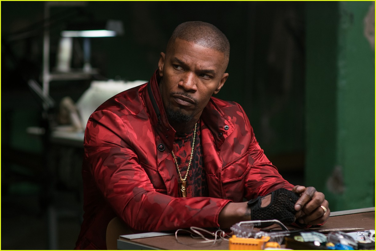 Image result for Baby Driver jamie foxx