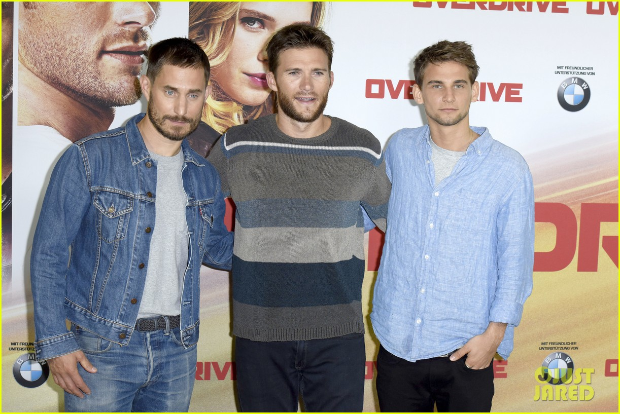 scott eastwood continues overdrive promo tour in berlin 023917590