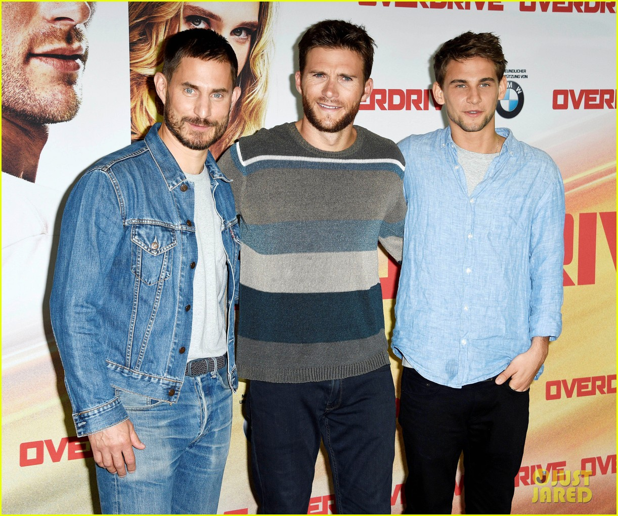 scott eastwood continues overdrive promo tour in berlin 053917593