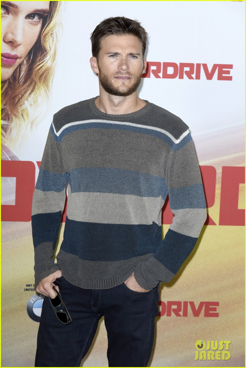 scott eastwood continues overdrive promo tour in berlin 113917599