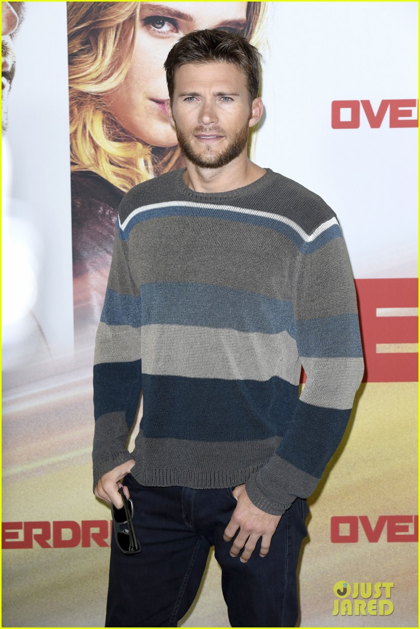 scott eastwood continues overdrive promo tour in berlin 133917601