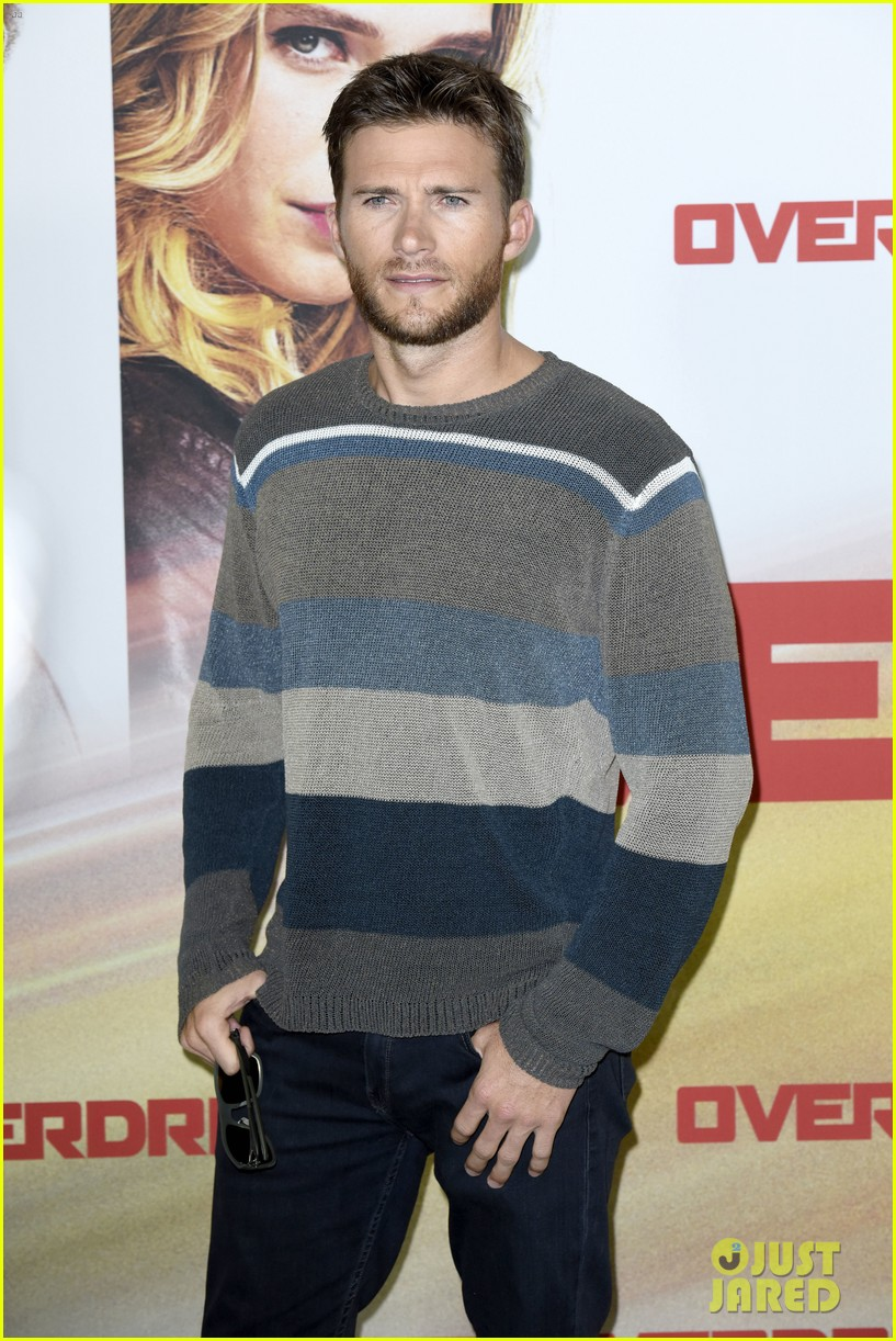 scott eastwood continues overdrive promo tour in berlin 143917602