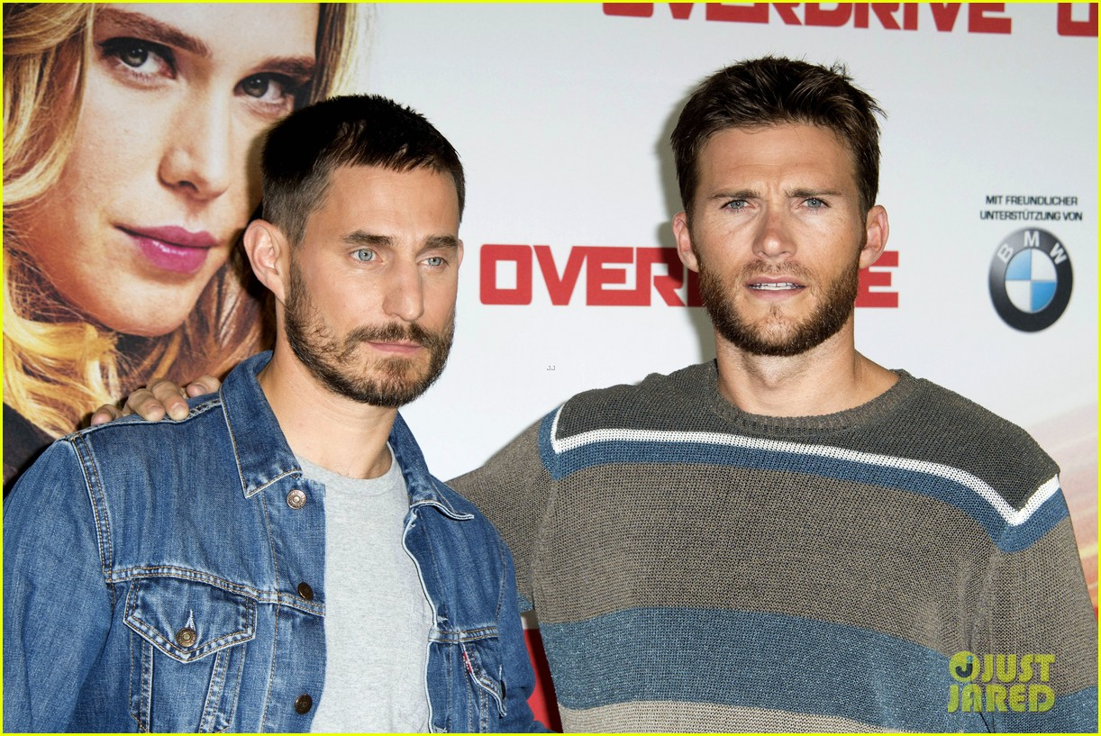 scott eastwood continues overdrive promo tour in berlin 283917616