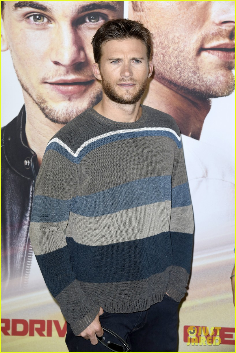 scott eastwood continues overdrive promo tour in berlin 293917617