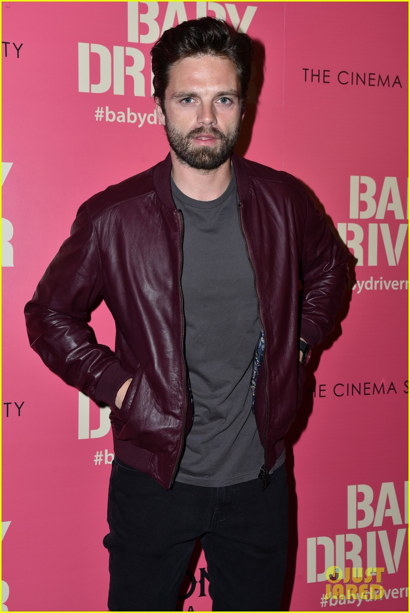 ansel elgort gets star studded support at baby driver nyc screening 013920492