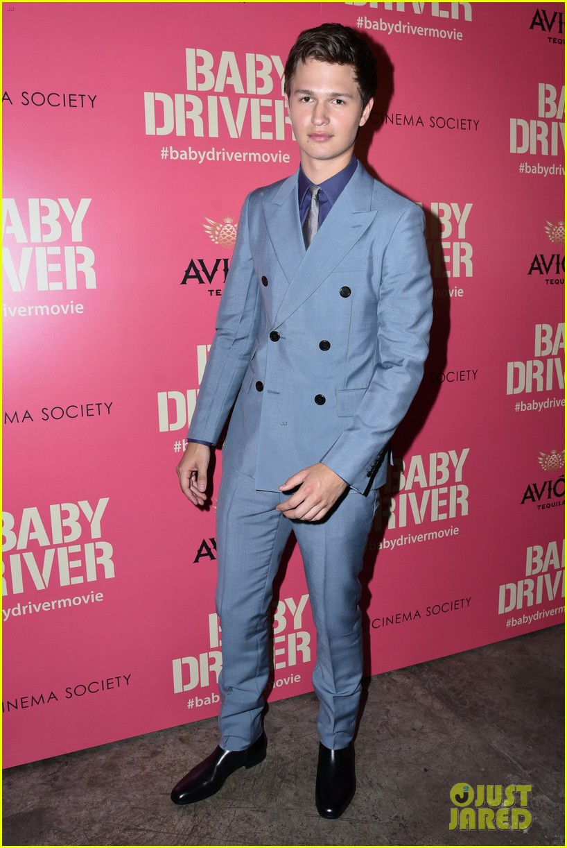 ansel elgort gets star studded support at baby driver nyc screening 203920511