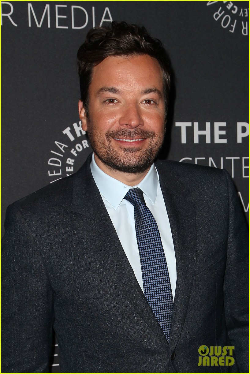 jimmy fallon paley fest event nyc 033910975