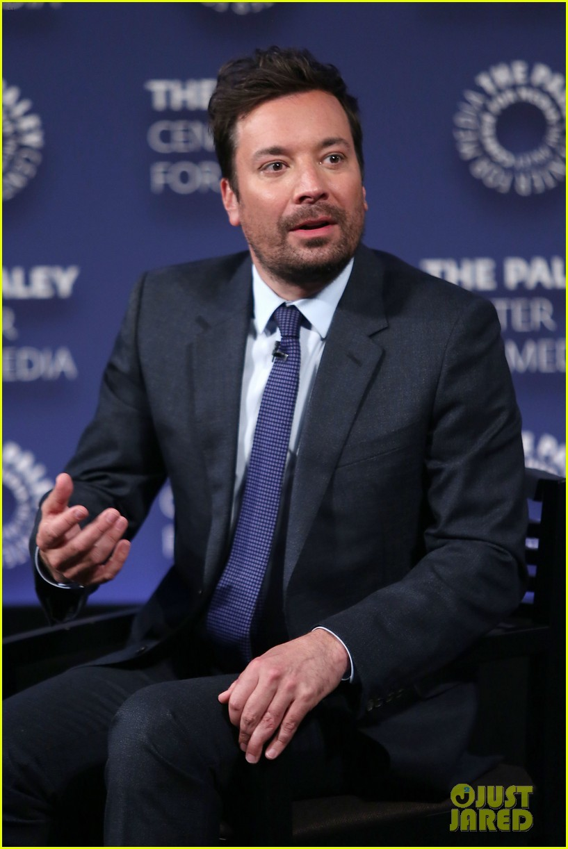 jimmy fallon paley fest event nyc 043910976