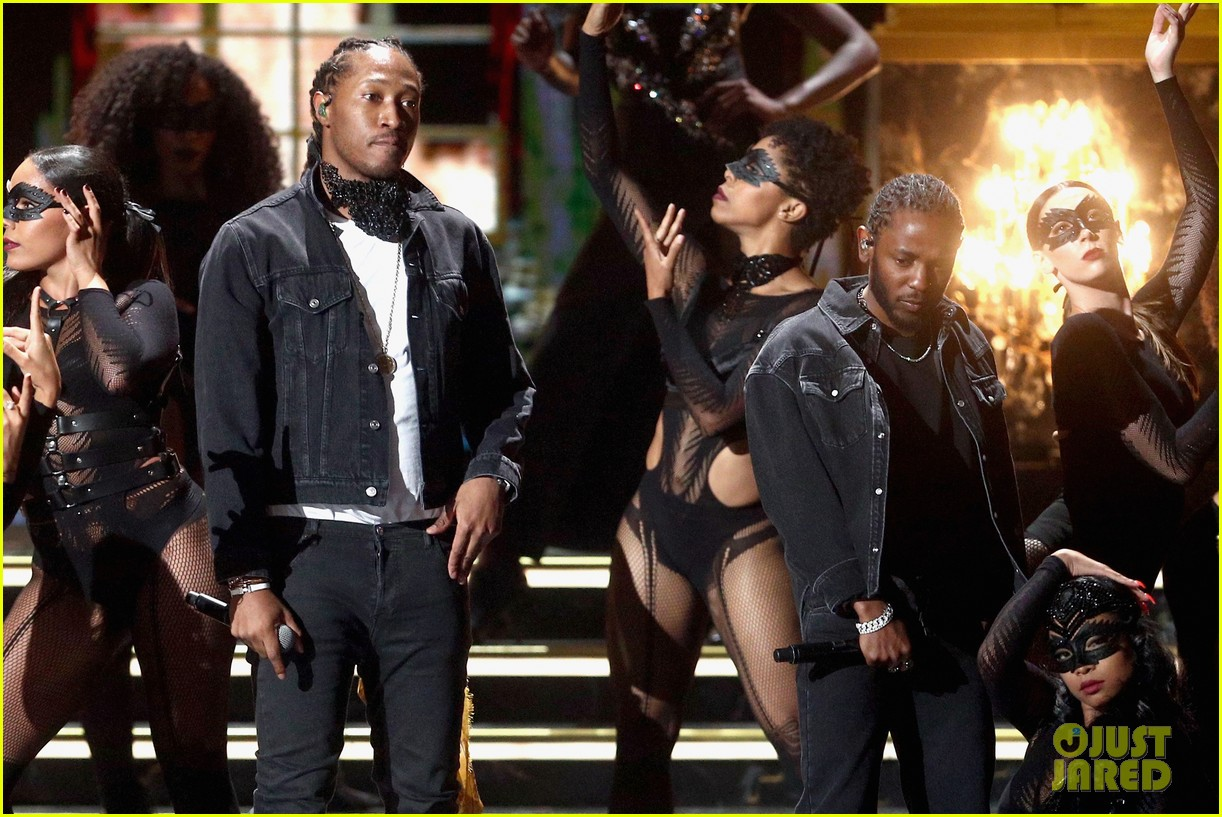 future kendrick perform mask off at bet awards053919841