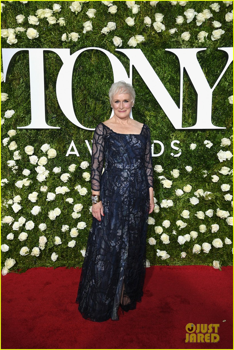 glenn close tony awards 2017 053912841