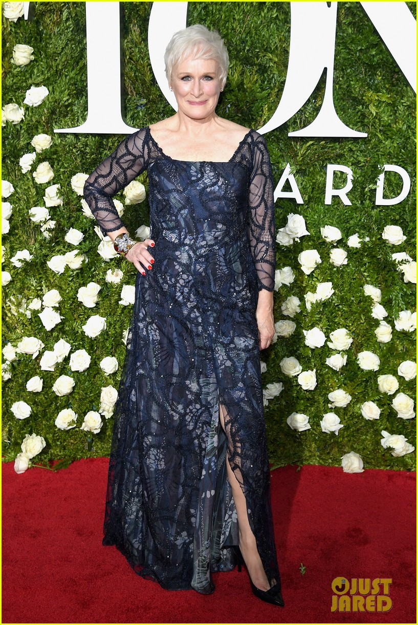 glenn close tony awards 2017 063912842