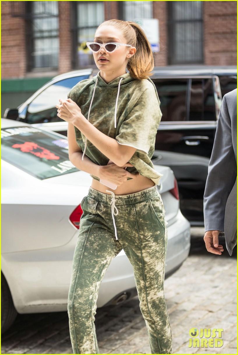 Gigi Hadid Is Now Designing Sunglasses For Vogue Eyewear