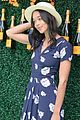 lucy hale shows off her pixie cut at veuve clicquot polo event04