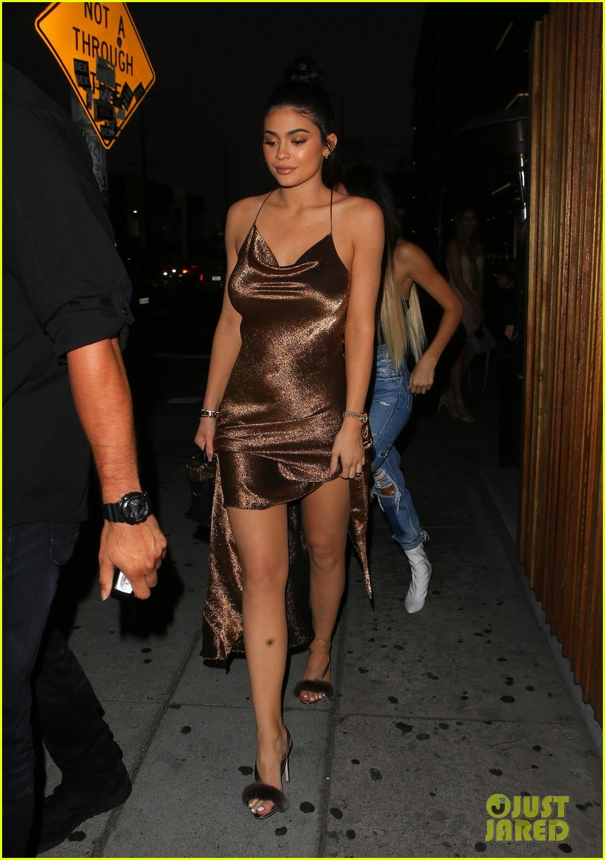 Brown sexy dresses