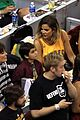 kourtney khloe kardashian watch the cavs win game 4 09