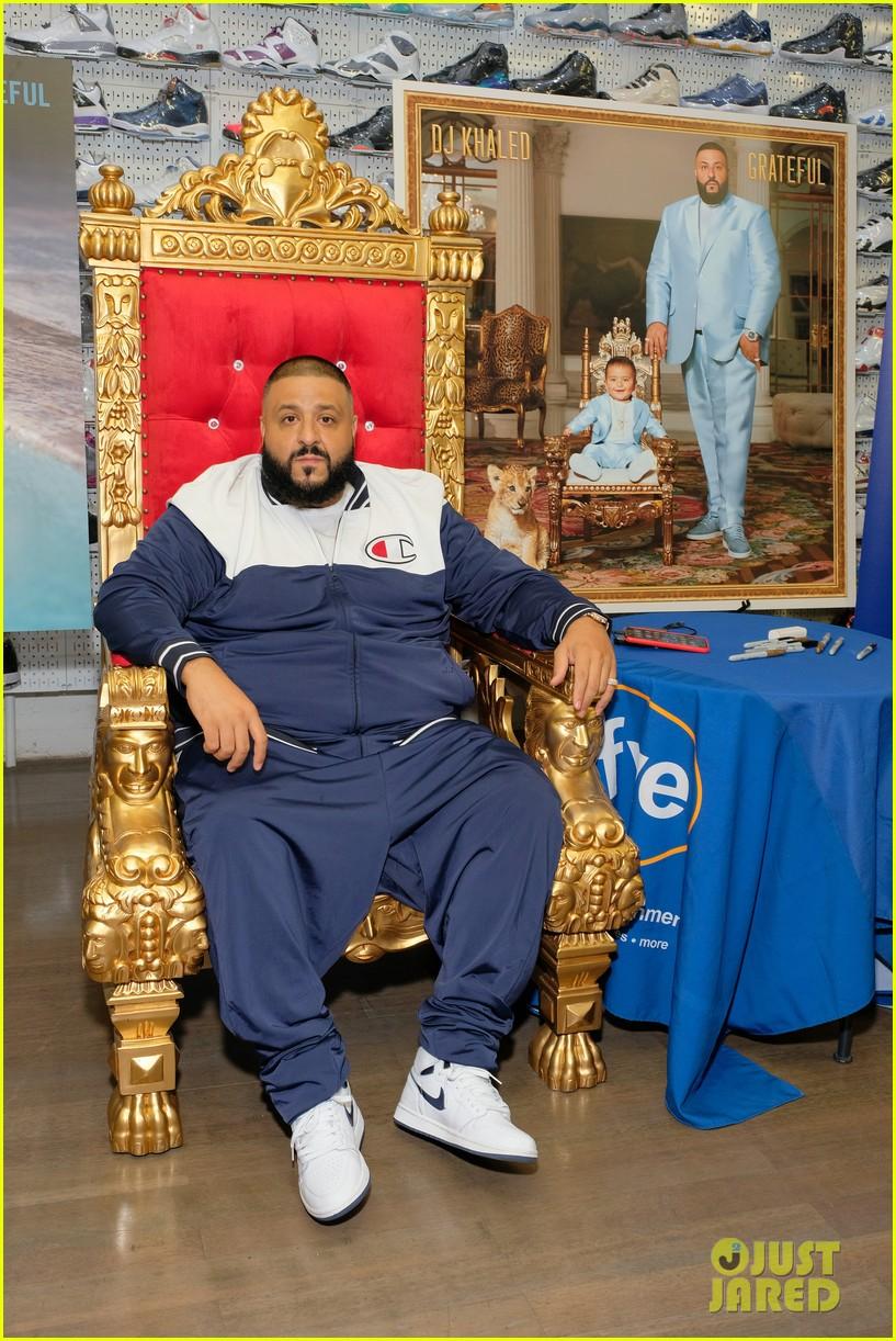 dj khaleds new album grateful features a star studded roster 023915319