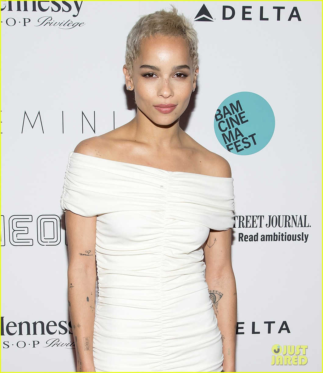zoe kravitz says she still has work to do as an actor 013914870