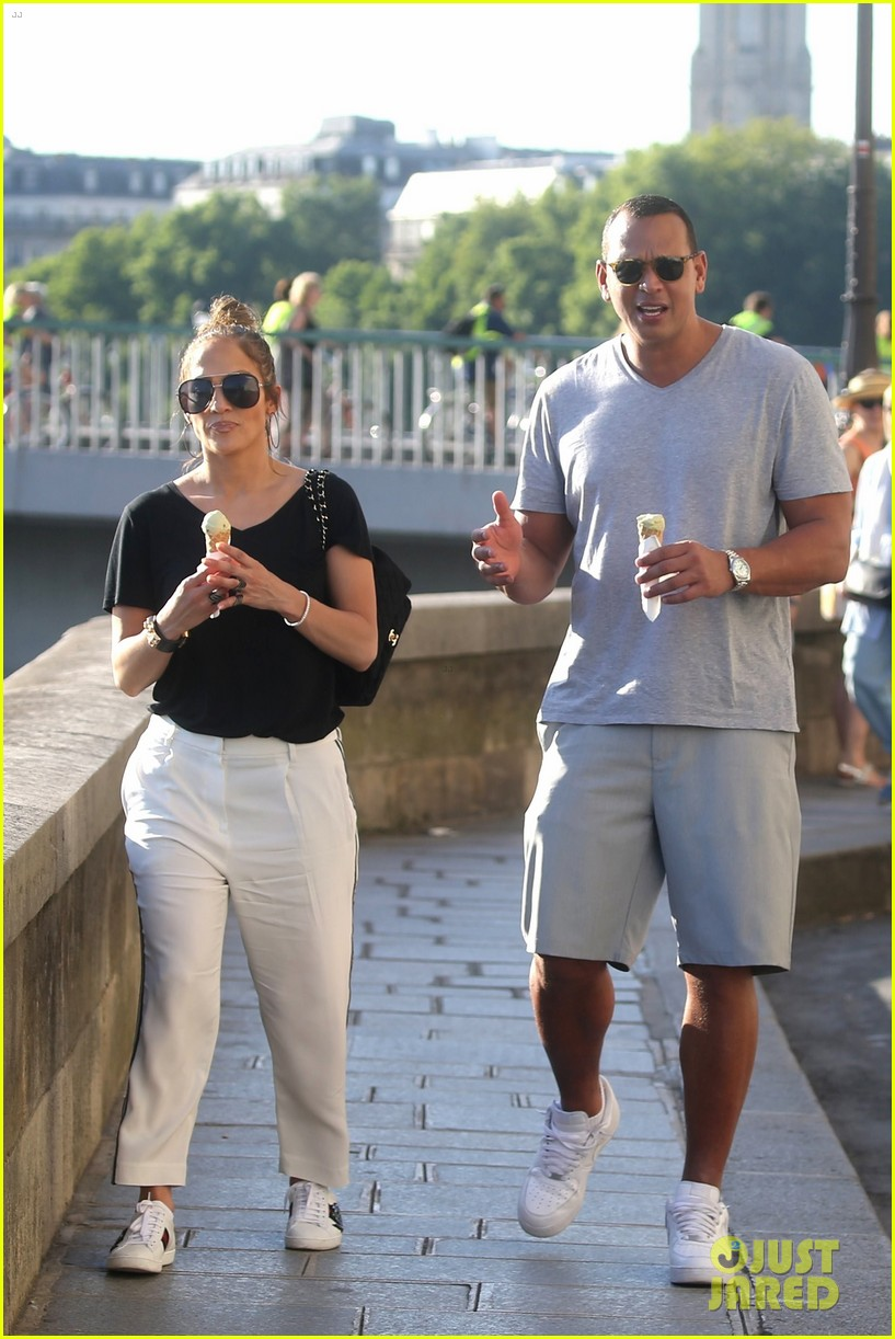 jennifer lopez alex rodriguez ice cream 063916184