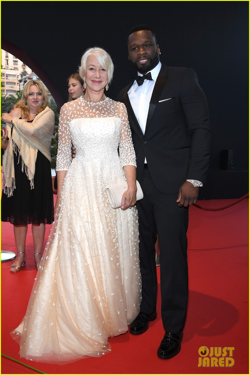 helen mirren 50 make unlikely pair at monte carlo tv festival 013917233