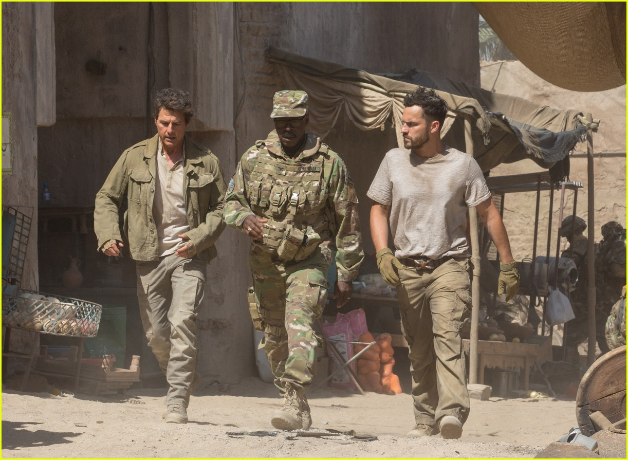tom cruise the mummy movie stills 053909570