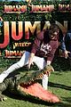 jack black nick jonas face off during jumanji promo 08