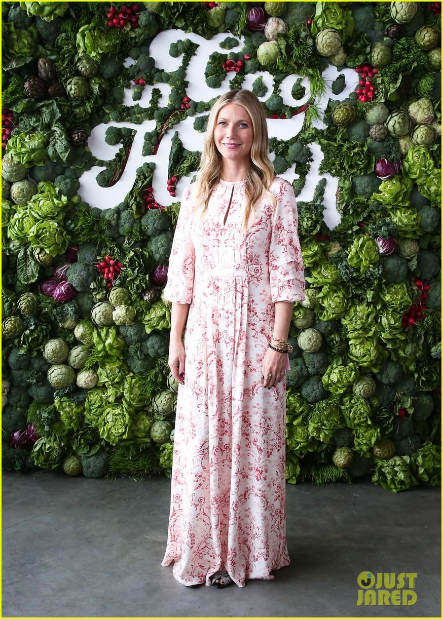 gwyneth paltrows celebrity friends good event 023913130