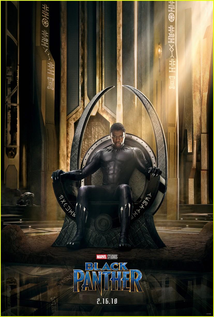 black panther poster chadwick boseman3911722