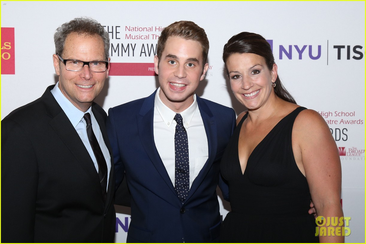ben platt celebrates high school musical theatre at jimmy awards 2017 033920633