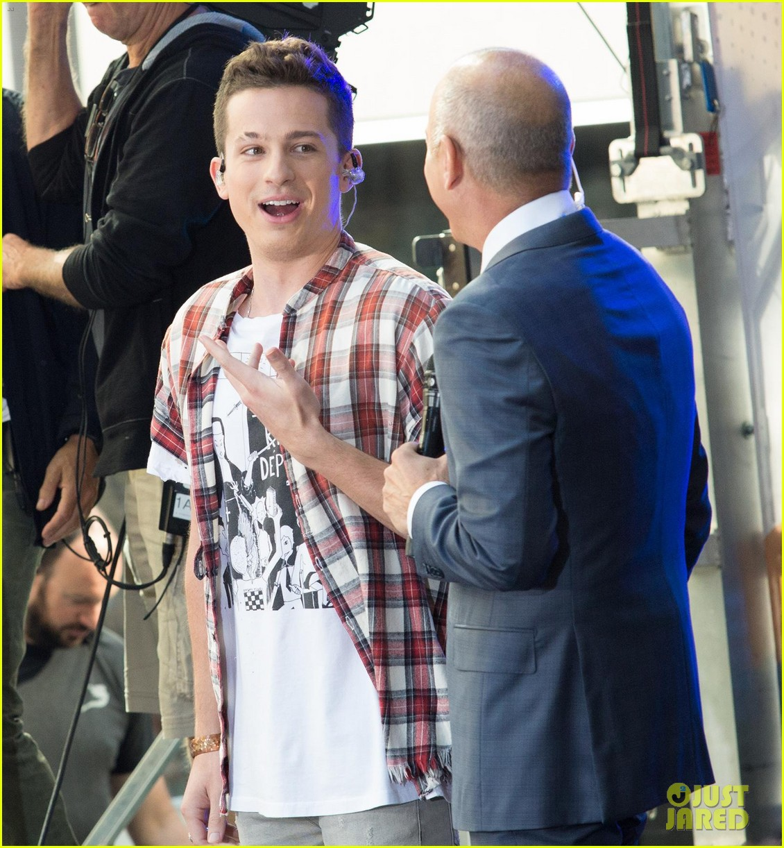 watch charlie puth perform attention on today show summer concert series 043921926