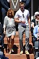 alexander skarsgard checks out french open womens final 02