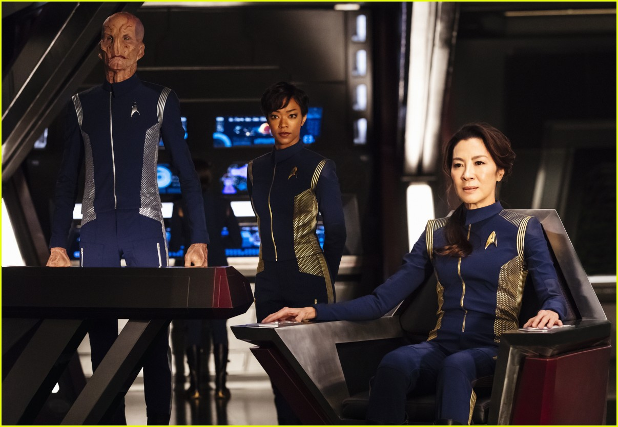 star trek discovery to premiere on cbs this september 013916435