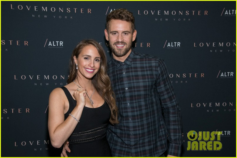 nick viall partner in crime vanessa grimaldi couple up for lovemonster 033910610