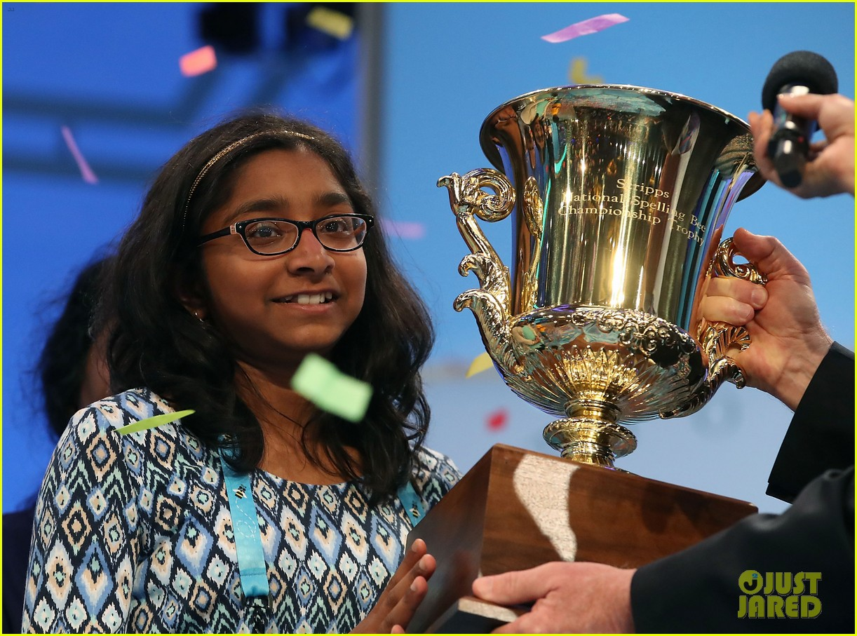 Twelve-Year-Old Ananya Vinay Wins Scripps National ...