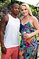 lindsey vonn boyfriend kenan smith couple up at a pool party 05