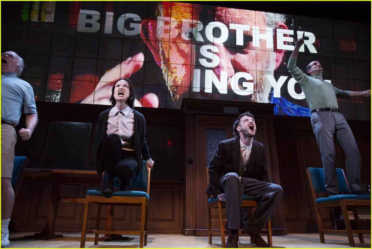 olivia wilde tom sturridge 1984 broadway 023919220