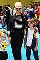 christina aguileras kids wear their emojis to emoji movie premiere 12