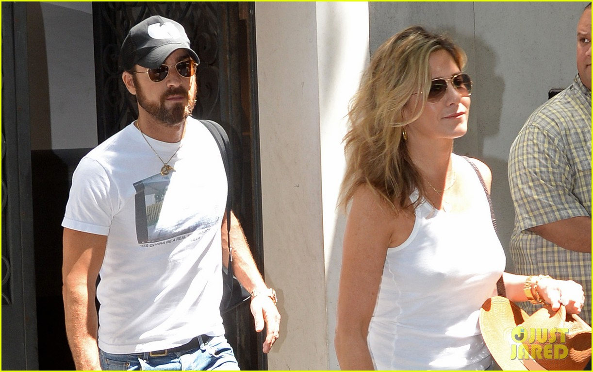 jennifer aniston justin theroux out in nyc 023930306