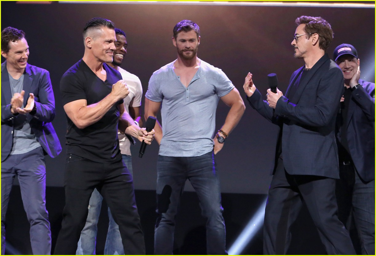 avengers studs turn d23 into a tight shirt parade 173928691